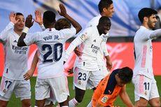 Real Madrid Vs Valencia, Gol Mendy Dianulir Warnai Kemenangan Los Blancos