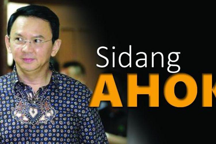 Gubernur DKI Jakarta non aktif Basuki Tjahaja Purnama menjalani sidang lanjutan dugaan penistaan agama di Pengadilan Jakarta Utara, Selasa (27/12/2016).