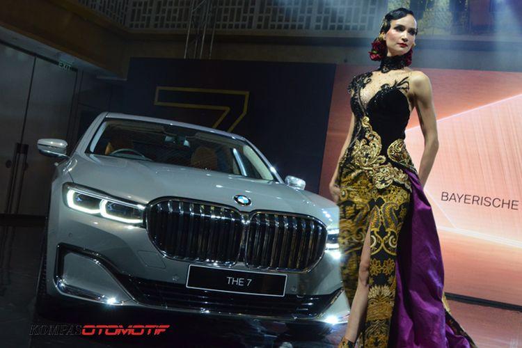 BMW Seri 7 Long Wheelbase