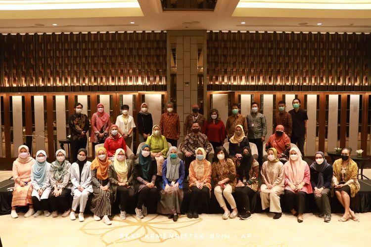 Kementerian Riset dan Teknologi/Badan Riset dan Inovasi Nasional mengadakan acara Dialog Interaktif Peringatan Hari Kartini, Rabu (21/4/2021).