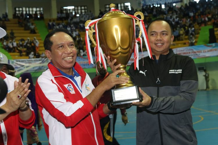 Tiga Kali Juara Umum Pornas Korpri, Jawa Barat Rebut Piala Presiden