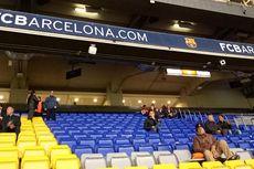 Barcelona B Menang 12-0, Pelatih Lawan Ditahan