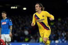 Napoli Vs Barcelona, Griezmann Yakin Barca Menang di Camp Nou