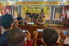 Polisi Tangkap 2 Pelaku Pembakaran Lahan di Kalimantan Tengah