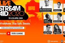 BUBU Gaming Gelar Penggalangan Dana demi Bantu Pahlawan Medis