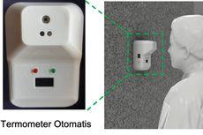 Dosen UI Kembangkan Termometer Otomatis