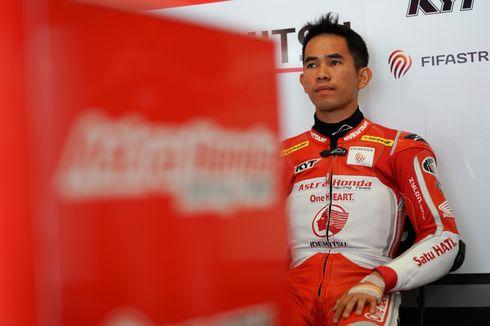 Giliran Gerry Salim Gantikan Dimas Ekky di Moto2 Aragon