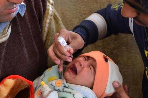 Kelompok Militan Tembak Mati 3 Sukarelawan Polio Pakistan