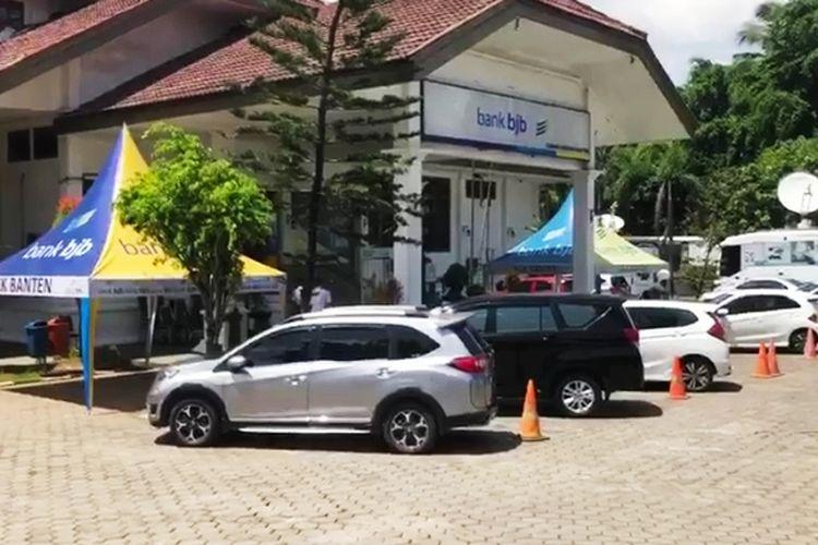 Kantor Cabang Khusus Banten Bank BJB