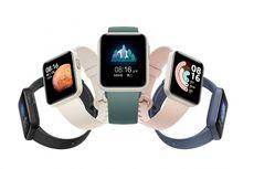 Redmi Watch Resmi Meluncur, Arloji Pintar Harga Rp 600.000-an