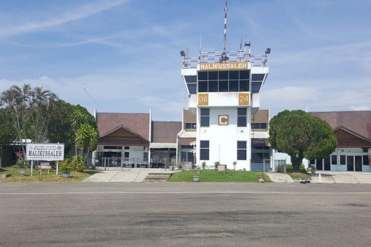 Suasana di Bandara Malikussaleh Lhokseumawe. Bandara ini secara resmi dikelola oleh UPBU Bandara Rembele pada 1 Januari 2019.