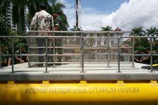 2 Kapal Pengangkut Sampah Senilai Rp 270 Juta Diterjunkan ke Citarum
