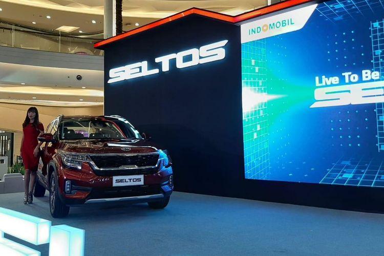 Kia Seltos resmi meluncur di Indonesia