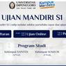 32.063 Calon Mahasiswa Rebutkan Kuota Jalur Ujian Mandiri Undip