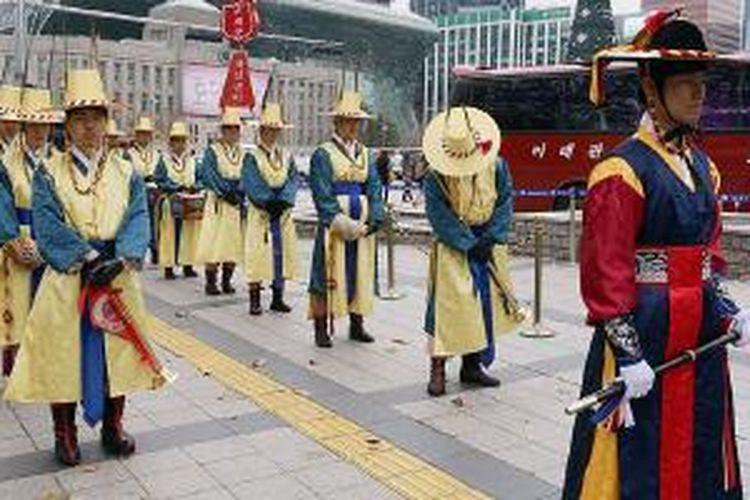 Menapaki Sejarah Korea Selatan