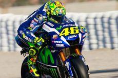 Celoteh Rossi soal Motor Baru Yamaha di MotoGP