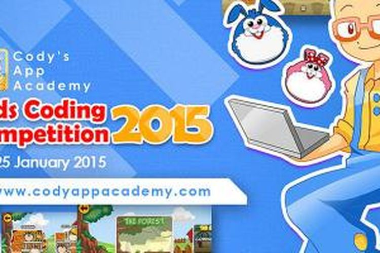 Kids Coding Competion 2015.