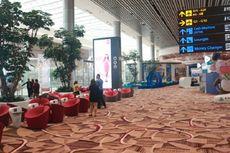Terminal 4 Bandara Changi Singapura Beroperasi Akhir 2017
