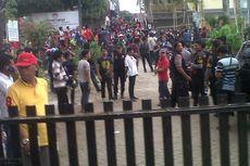 Usai Mencoblos, Massa Kepung Kantor KPUD Gowa
