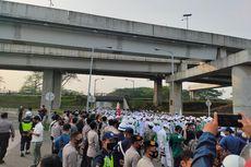 Lalin Arah Bandara Soekarno-Hatta Lumpuh, Jasa Marga Imbau Gunakan Jalur Alternatif