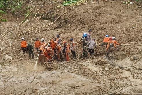 Kemensos Beri Bantuan Rp 3,7 Miliar kepada Korban Longsor di Bogor