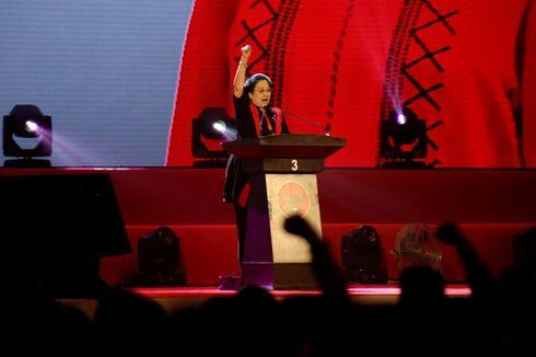 Ketika Megawati Bicara soal Kader Karbitan Demi Dongkrak Elektabilitas