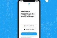 Login Twitter Kini Bisa Pakai Akun Google dan Apple
