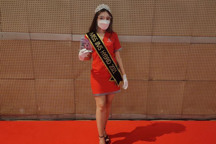 Alvilia Sharleen Theora - Miss IIMS 2021