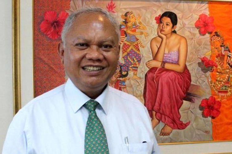Ketut Budi Wijaya (56) Presiden Direktur PT Lippo Karawaci Tbk (LPKR)