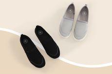 Ukiyo, Sepatu Microfiber yang Tahan hingga 5.000 Kali Pencucian