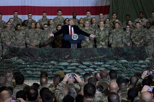 Trump: Perjanjian Damai dengan Taliban Semakin Dekat