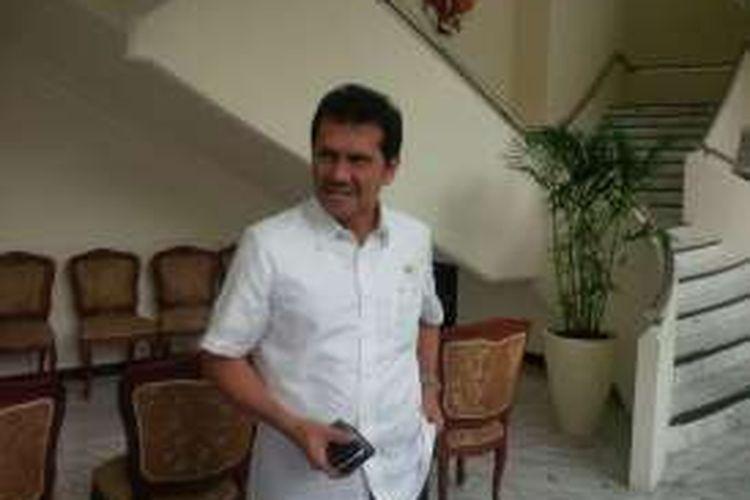 Menteri PAN-RB Asman Abnur