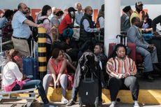 Polisi Kenya Atasi Mogok Pekerja Bandara, Penumpang Terpapar Gas Air Mata