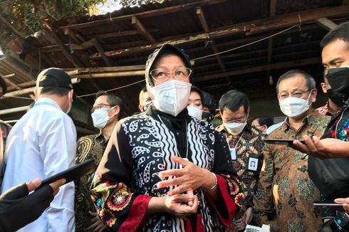 Anies Kirim Surat soal BST Telat Cair, Risma Sindir Perbaikan Data di Jakarta