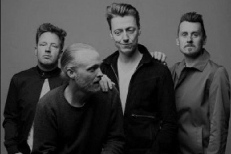 Grup band Travis.