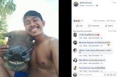Persahabatan Petani Thailand dan Kerbau
