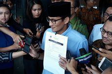 Sudirman Said Akan Ungkap Kelemahan Jokowi ke Koalisi Prabowo-Sandi