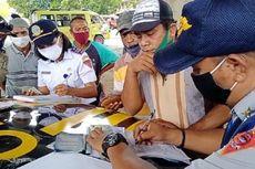 Langgar PSBB, Sopir Angkot di Ambon Dikenai Denda Rp 250.000