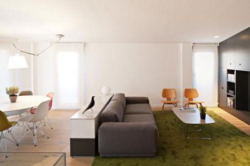 Apartemen untuk Anak-anak Muda, Penuh Semangat dan Netral....