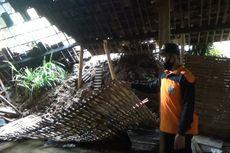 7 Rumah Rusak akibat Longsor di Tulungagung, Akses Jalan Desa Terputus