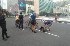 Hari Ini, Polisi Periksa Saksi Kunci Kasus Pengemudi Mercy Tabrak Pesepeda di Bundaran HI
