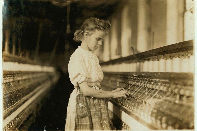 Margaret E. Knight, penemu paper bag.