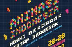 Animakini 2020, Rektor IKJ: Animasi Indonesia Harus Tetap Bergerak