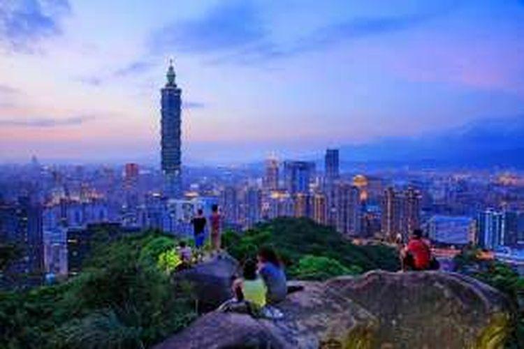 Taipe, ibu kota Taiwan