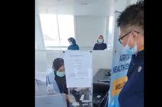 Viral, Video Penumpang Bandara Palembang Ngamuk, Harusnya Antigen Negatif, Malah Dinyatakan Positif