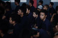 50 Napi Narkoba Risiko Tinggi Asal Sumsel Dipindahkan ke Lapas Nusakambangan