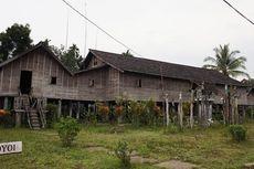 Pemkab Kotim Bangun Rumah Betang di Desa Wisata