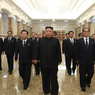 Kim Jong Un Bagi-bagi Pistol ke Perwira Militer Saat Peringati 67 Tahun Gencatan Senjata Korut-Korsel
