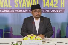 Kemenag Gunakan Dua Metode dalam Penetapan 1 Syawal 1442 Hijriah