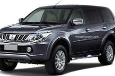 Generasi Baru Mitsubishi Pajero Sport Dirakit di Bekasi